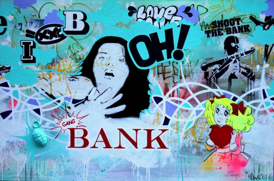 JP Malot-Gang Bank-