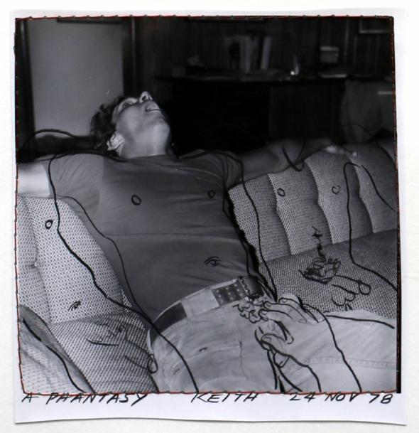 Keith Haring-A Phantasy-