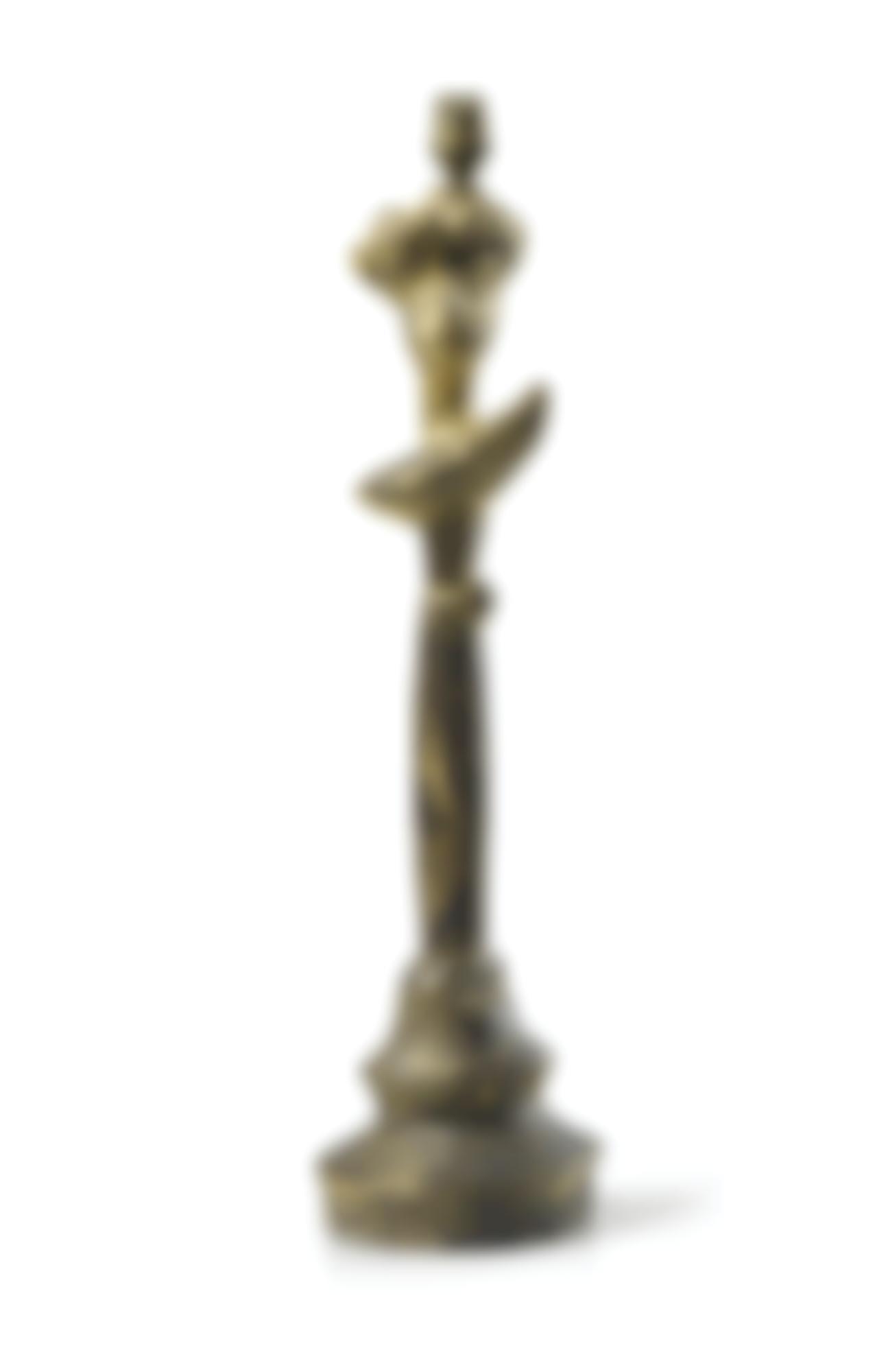 Syrie Maugham - Lampe Ecossais, D'Apres Le Modele D'Alberto Giacometti-1940