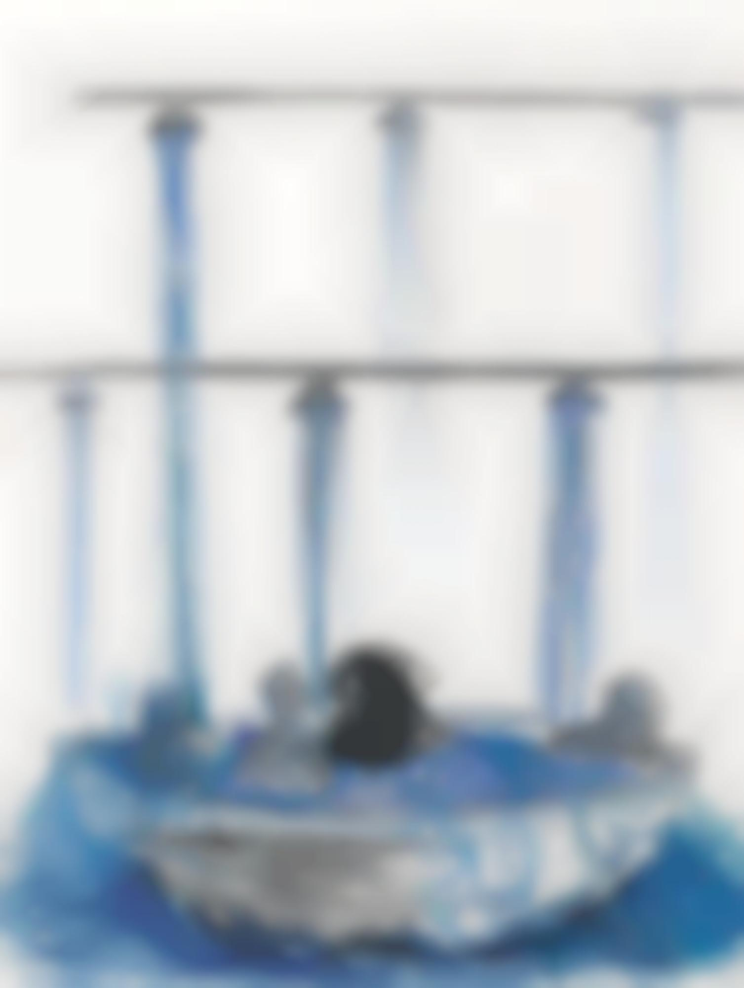 Chiharu Shiota-Drawing #12-2009