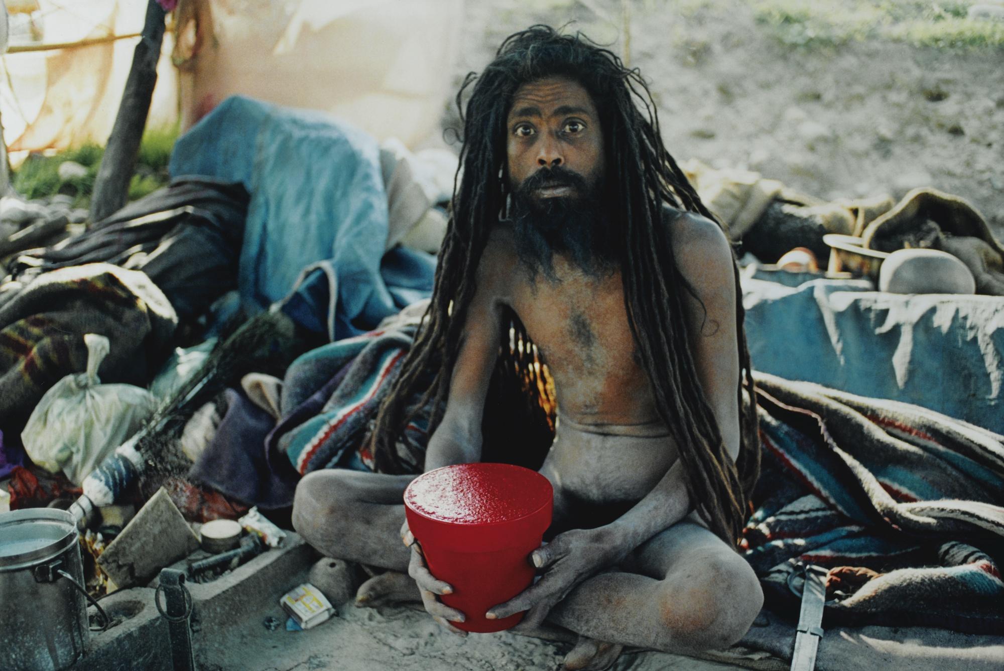 Philippe Chancel-Sadhu + Pot Khumba Mela 1998-2011