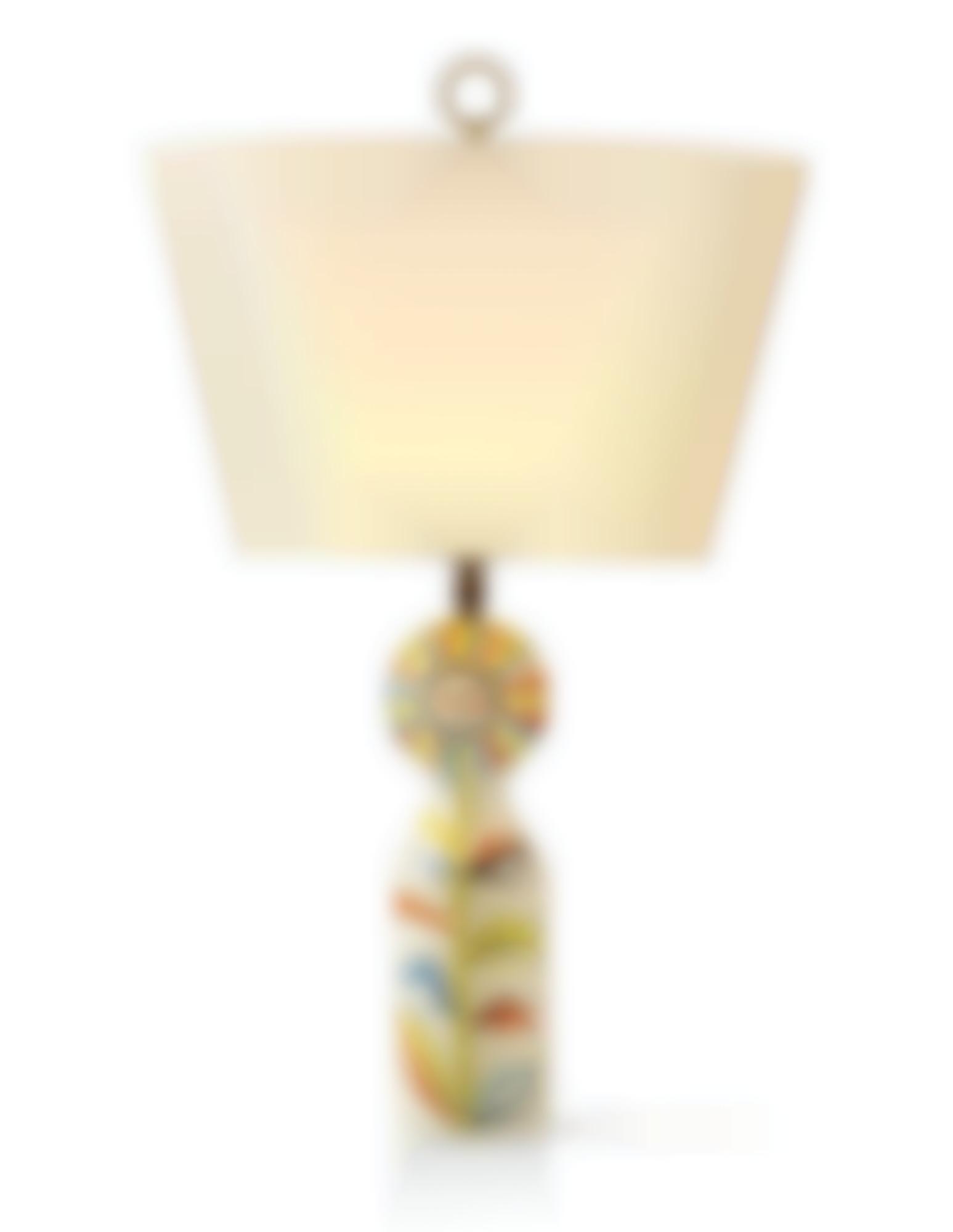 Roger Capron - Lampe De Table, 1958-1958
