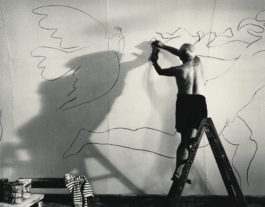 Andre Villers-Pablo Picasso, Vallauris-1953