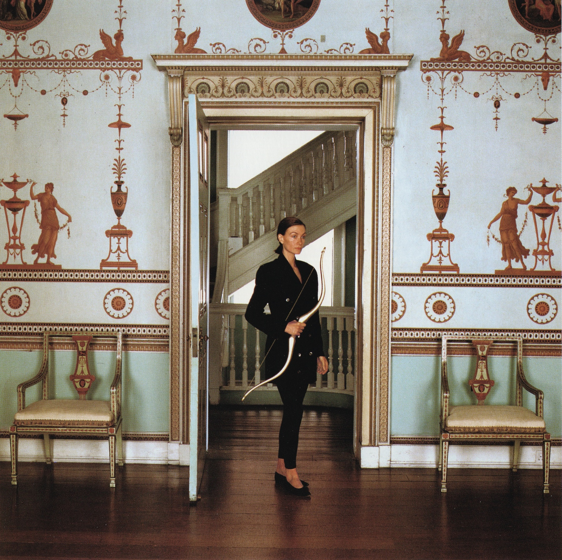 Karen Knorr-Shattering An Old Dream Of Symmetry, (Connoisseurs)-1990