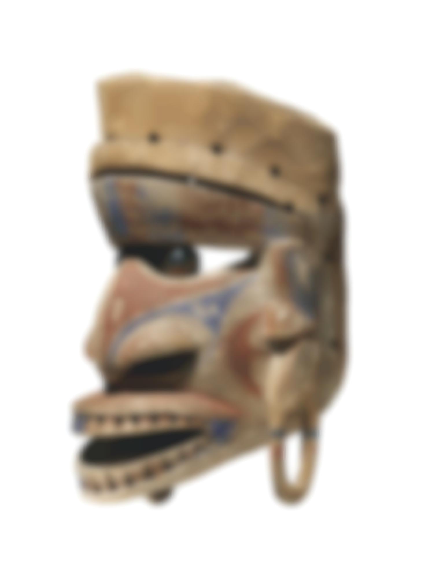 Masque Tatanua, Nouvelle-Irlande, Archipel de Bismark - Tatanua Mask, New Ireland, Bismarck Archipelago-