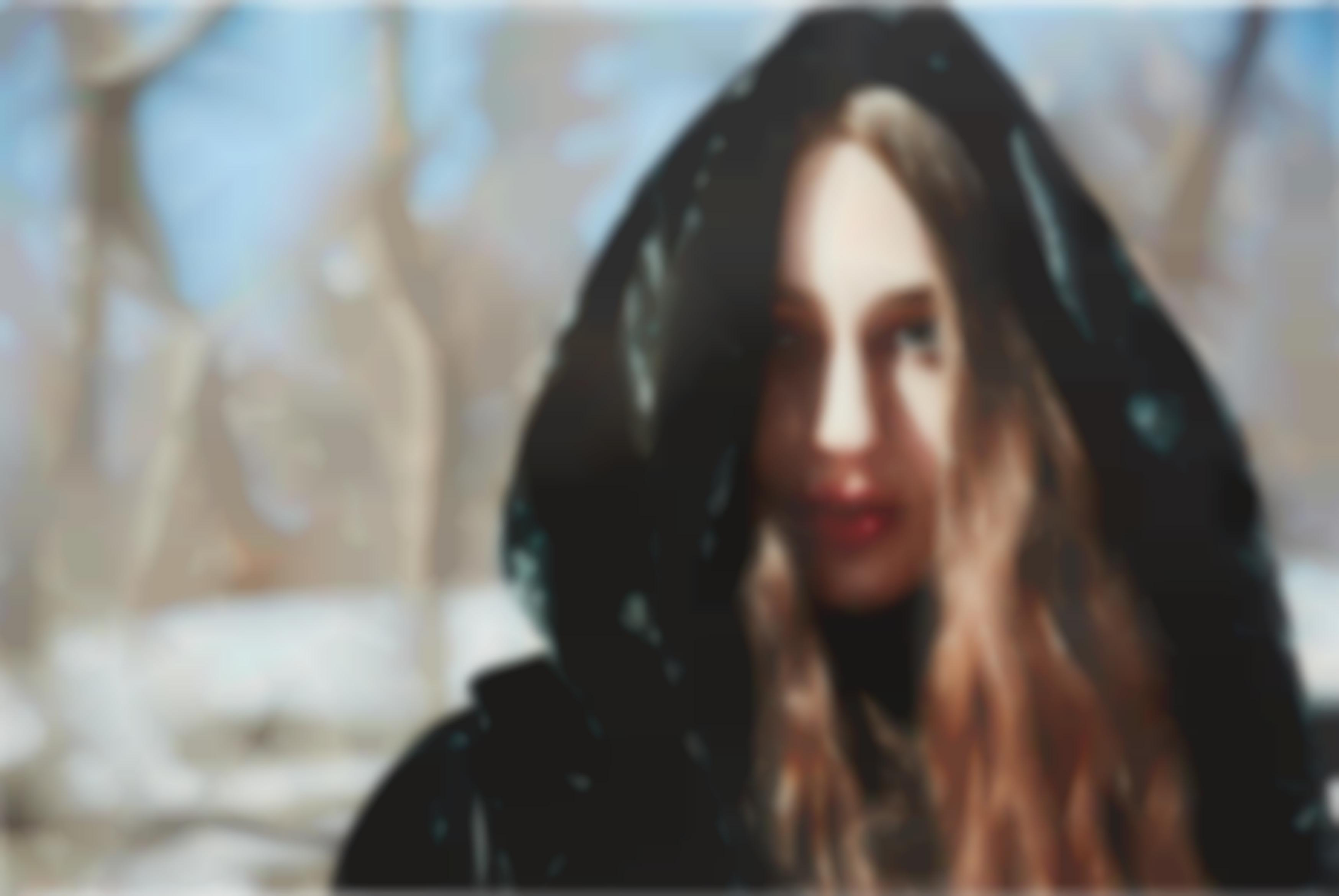 Yigal Ozeri-Lizzie in Snow-2013