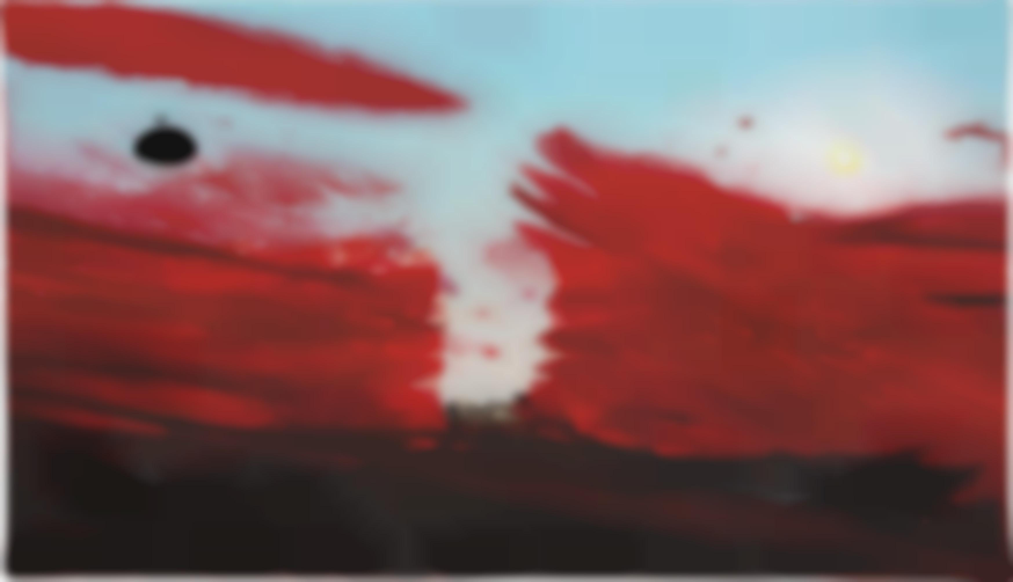Barnaby Furnas-Study for Parting of the Red Sea #1-2006