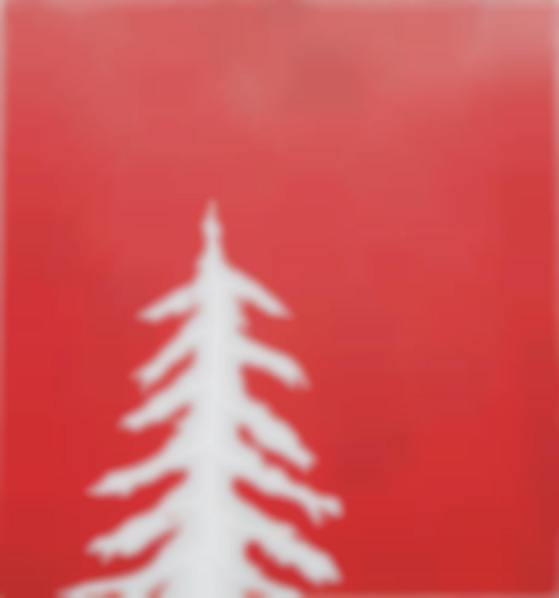 Jules de Balincourt-Tree in Nature-2003