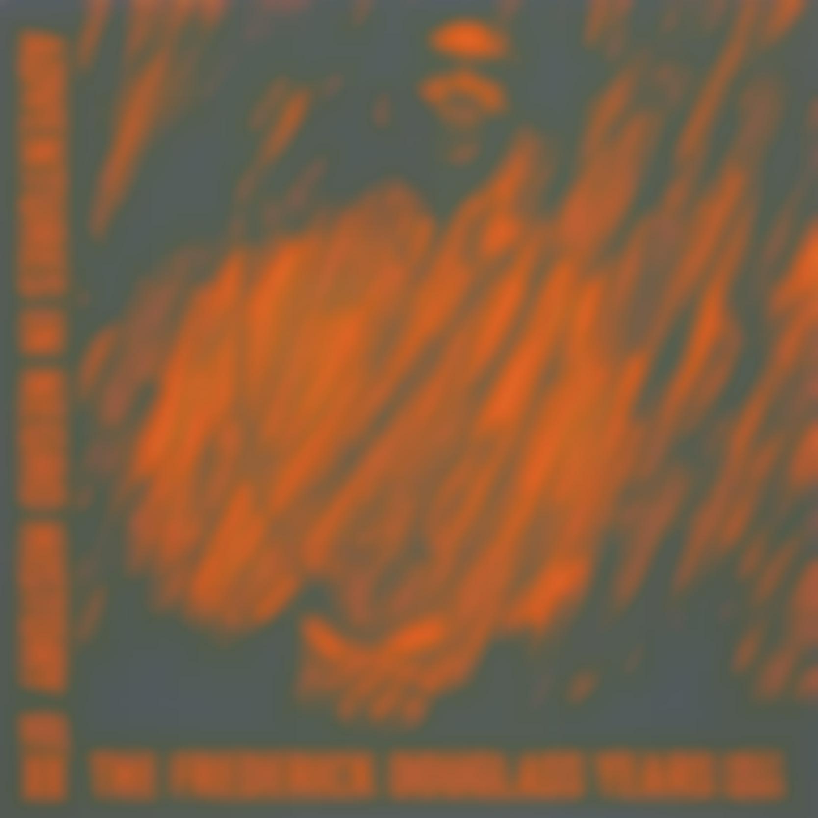 Adam Pendleton-American Negro History (orange)-2006