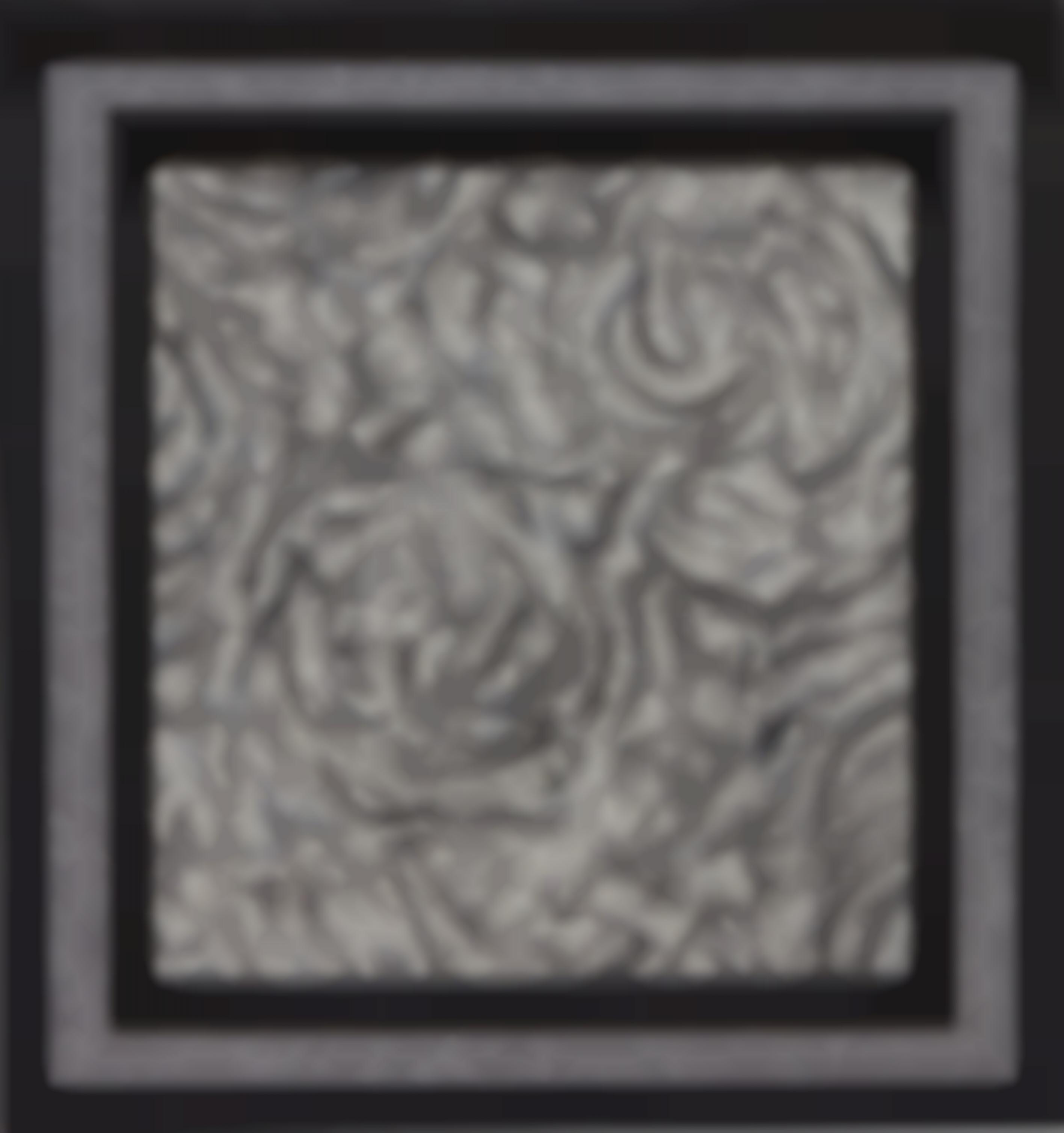 Richard Artschwager-Weave/Weave-1991