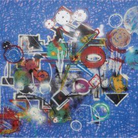 Futura-Rough Design for Timmy-1985