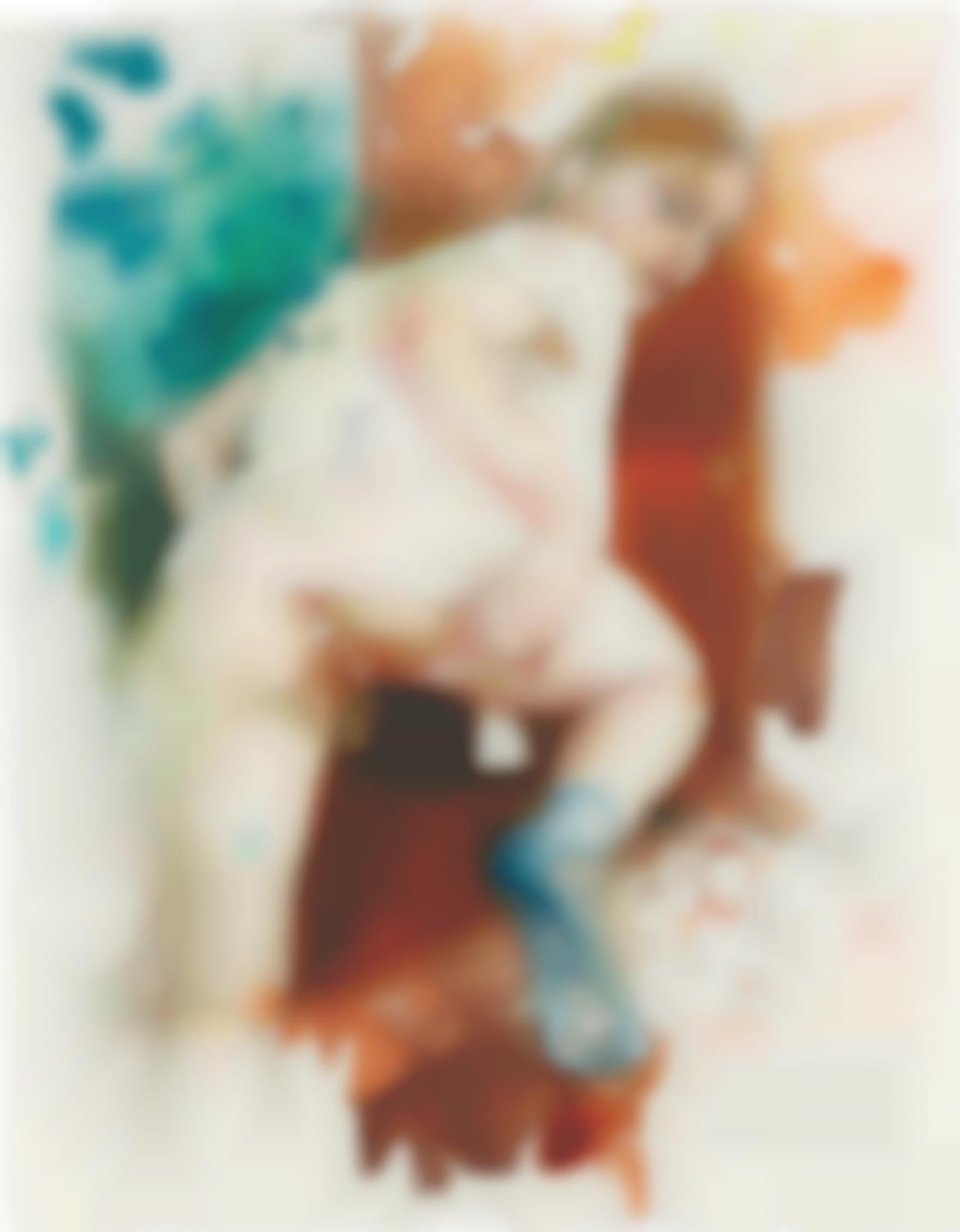 Martin Eder-Untitled (792MEgirl09/06) from Memoirs of My Nervous Illness-2006