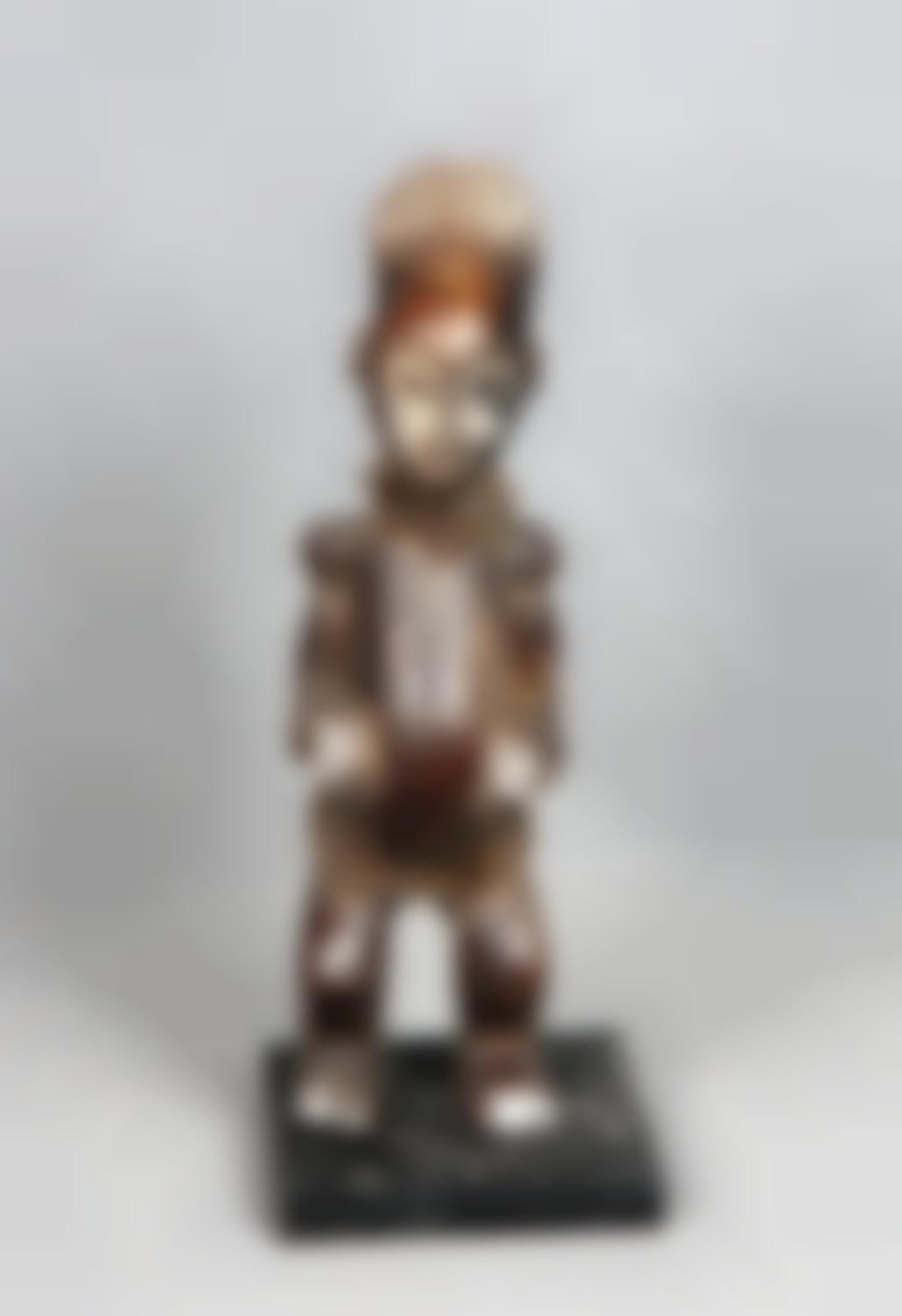 Mambila Reliquery Figure-