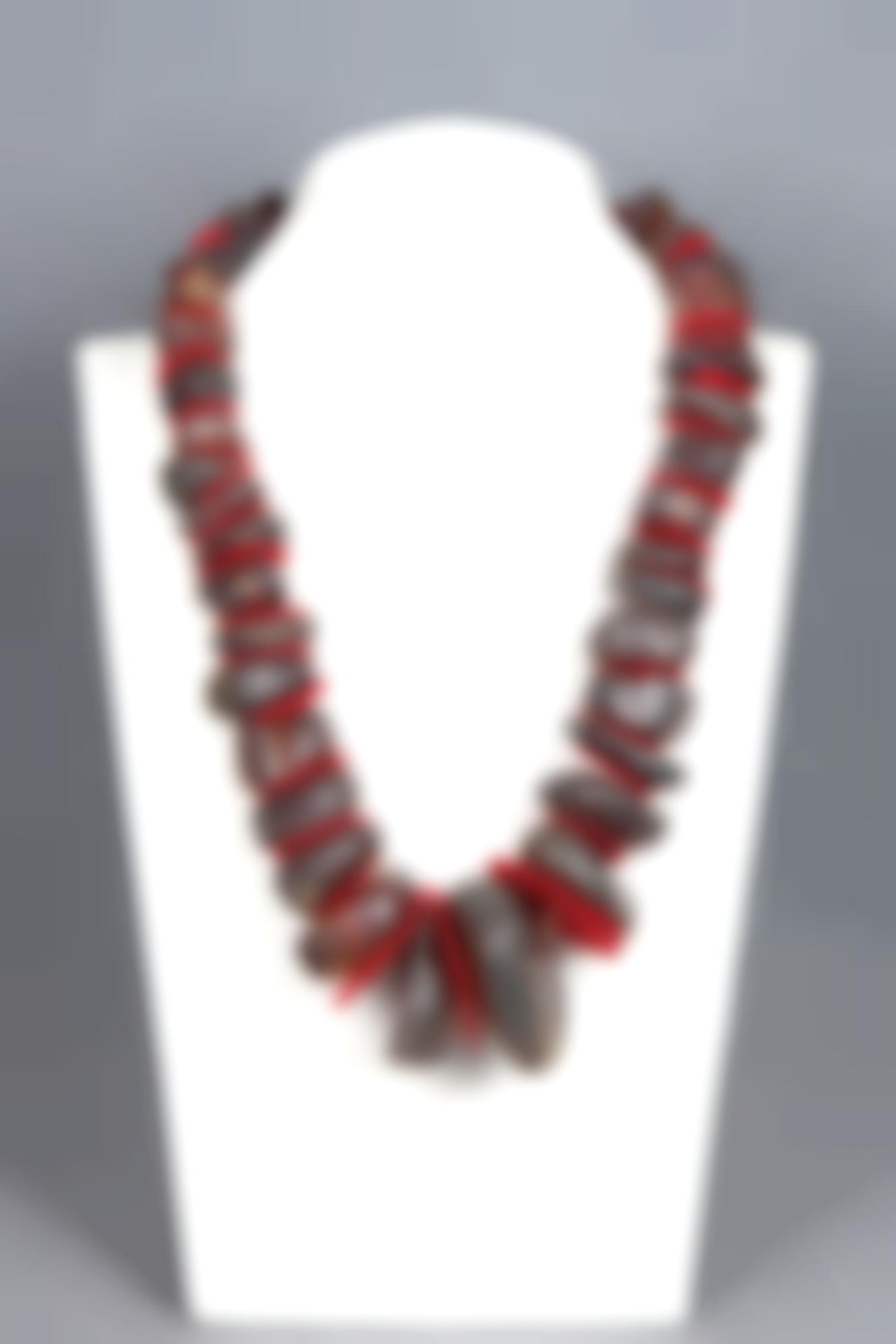 An Amber Necklace-