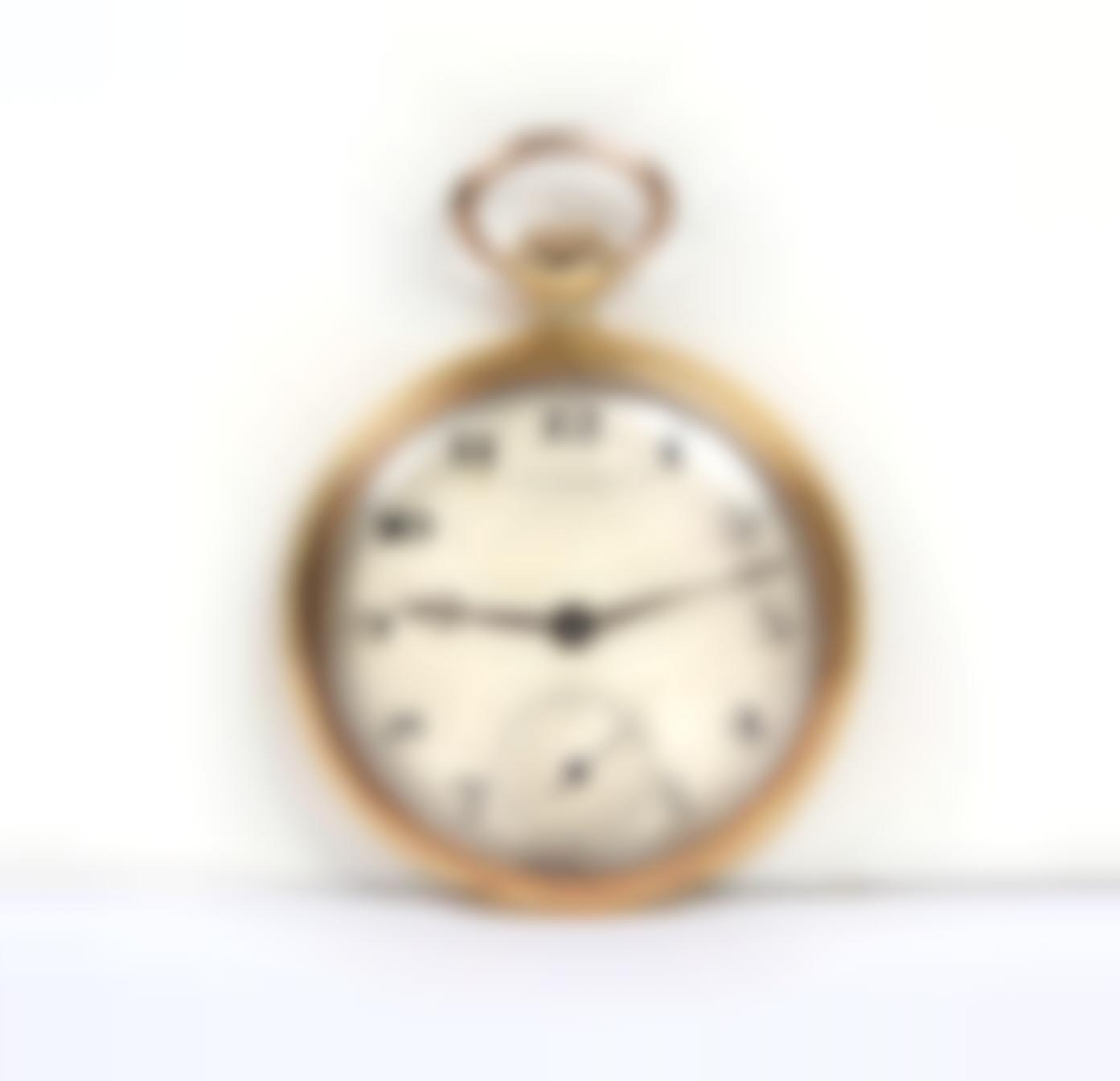 Baume & Mercier Swiss Pocket Watch-