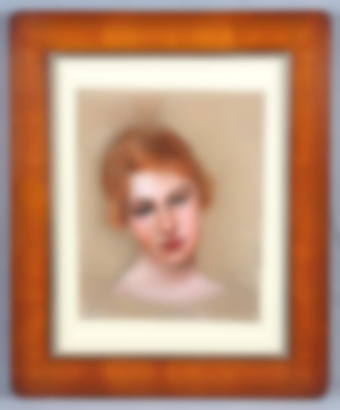 Pena Munoz, Maximino - Portrait-