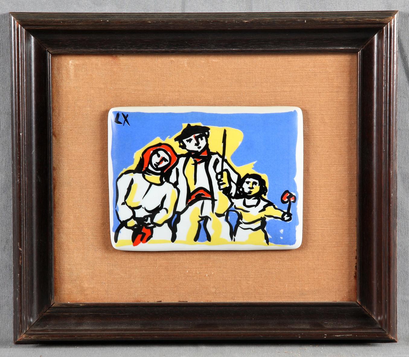 Laxeiro - Peasant Family-