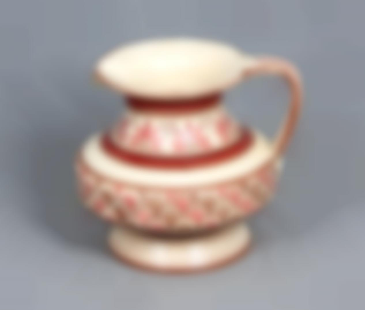 Jami. A Spanish Ceramic Jug-