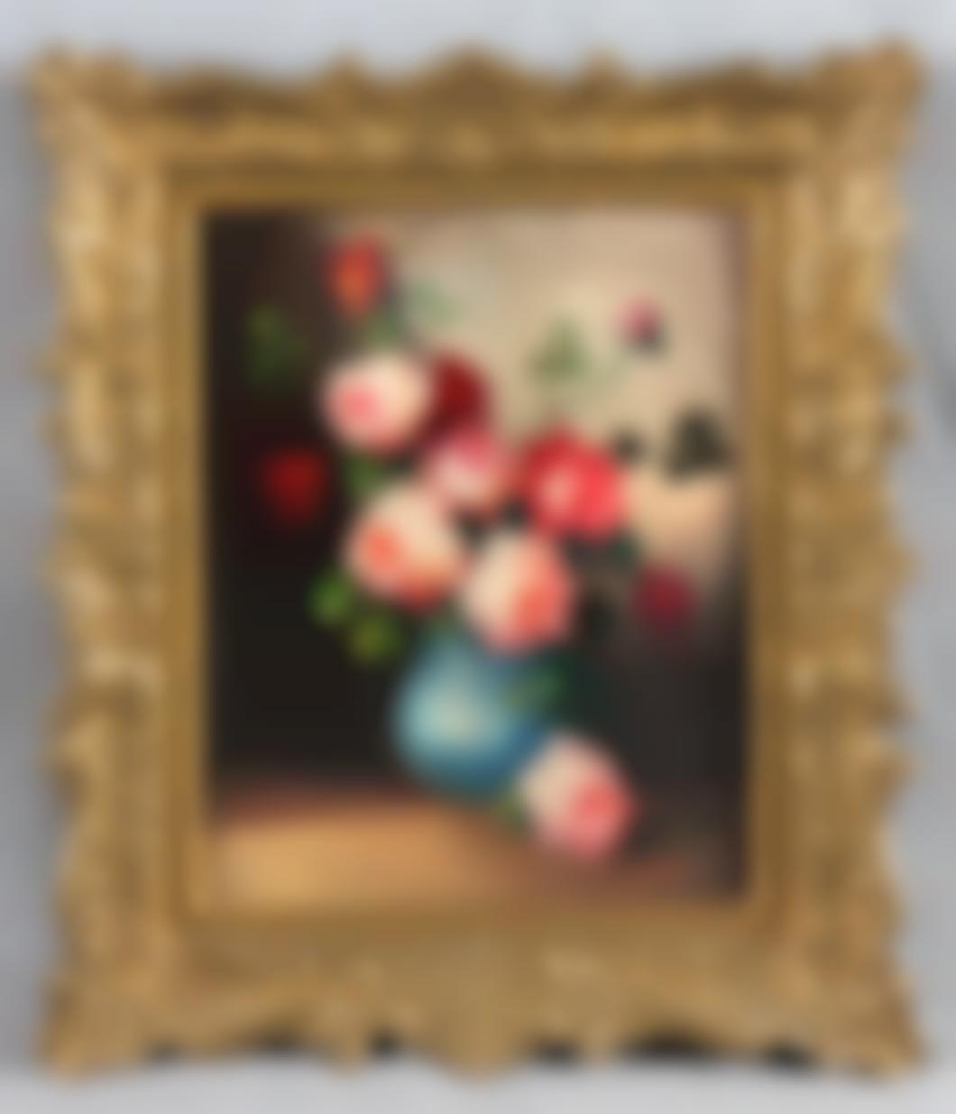 Guibert, I - Jar with flowers-