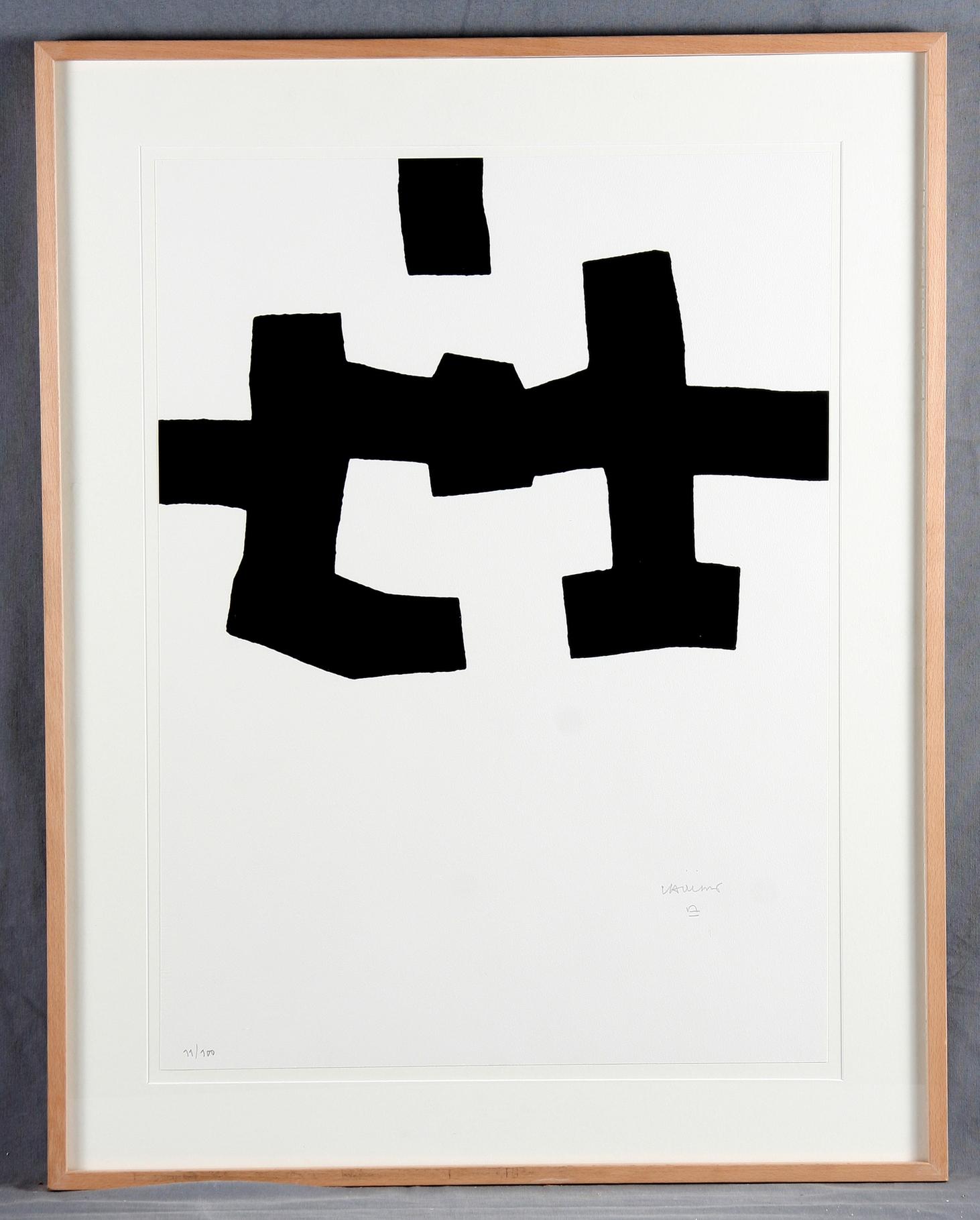 Eduardo Chillida-Barcelona II-1973