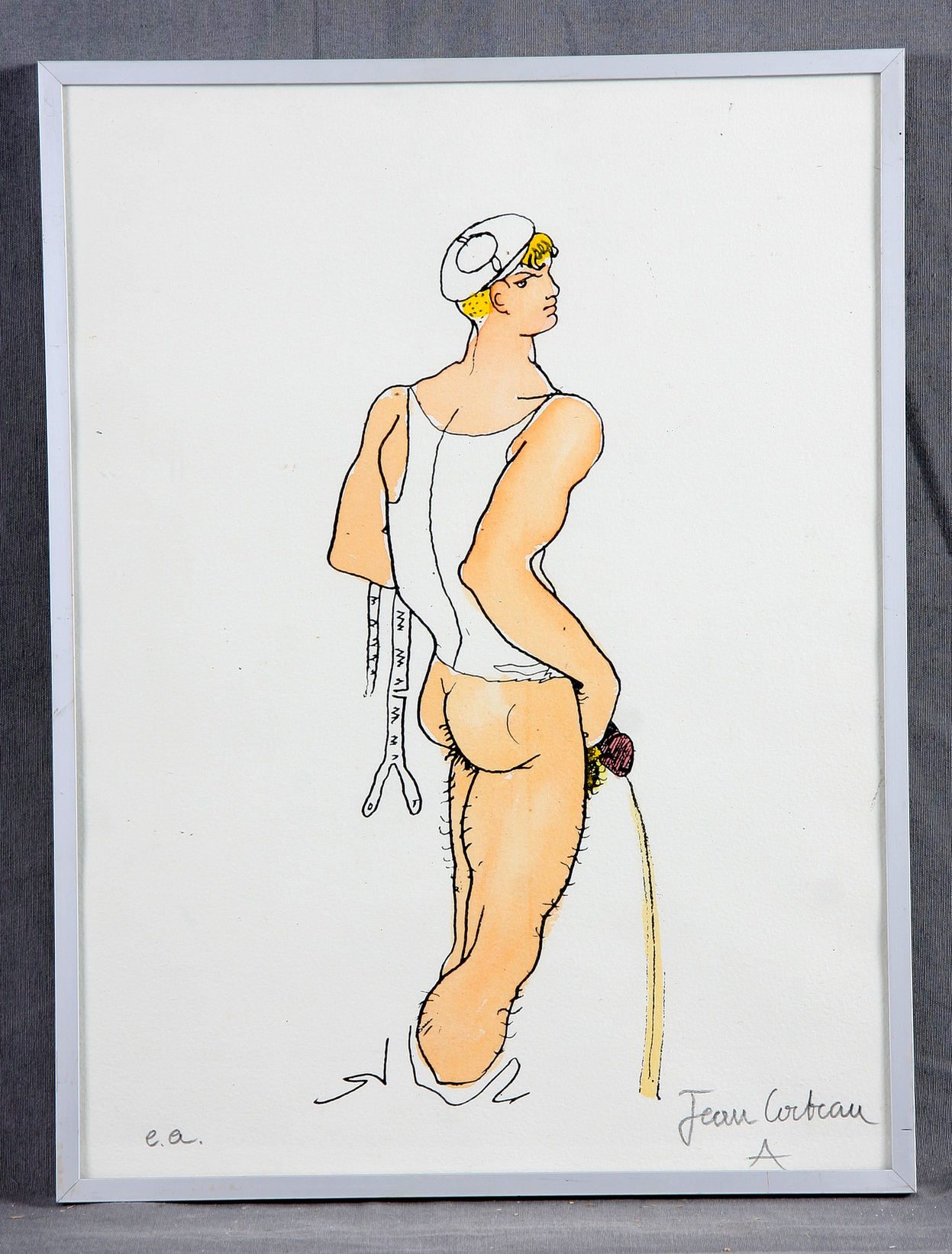 Jean Cocteau-Sailor-