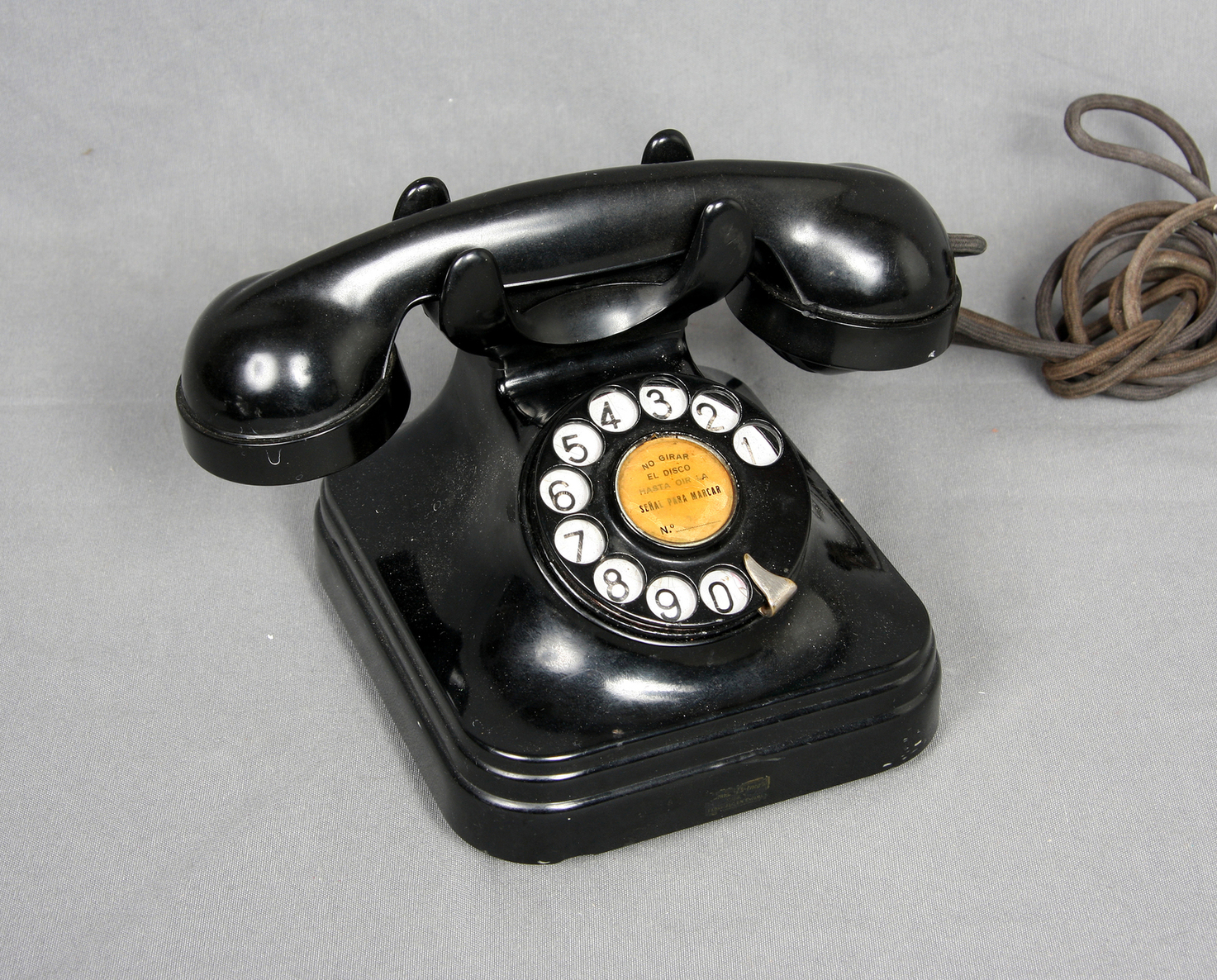 An Antique Standard Electrica Telephone-