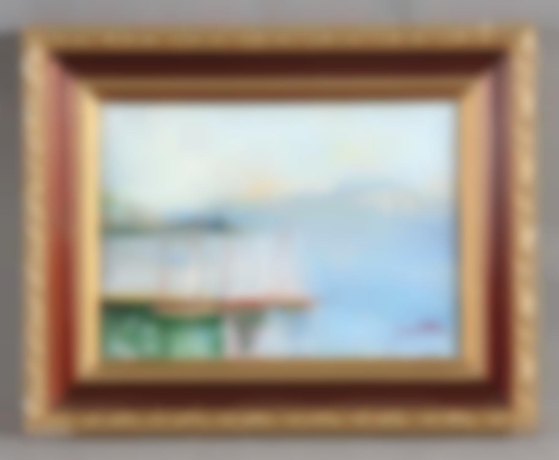 Matilla, Segundo - Three boats-