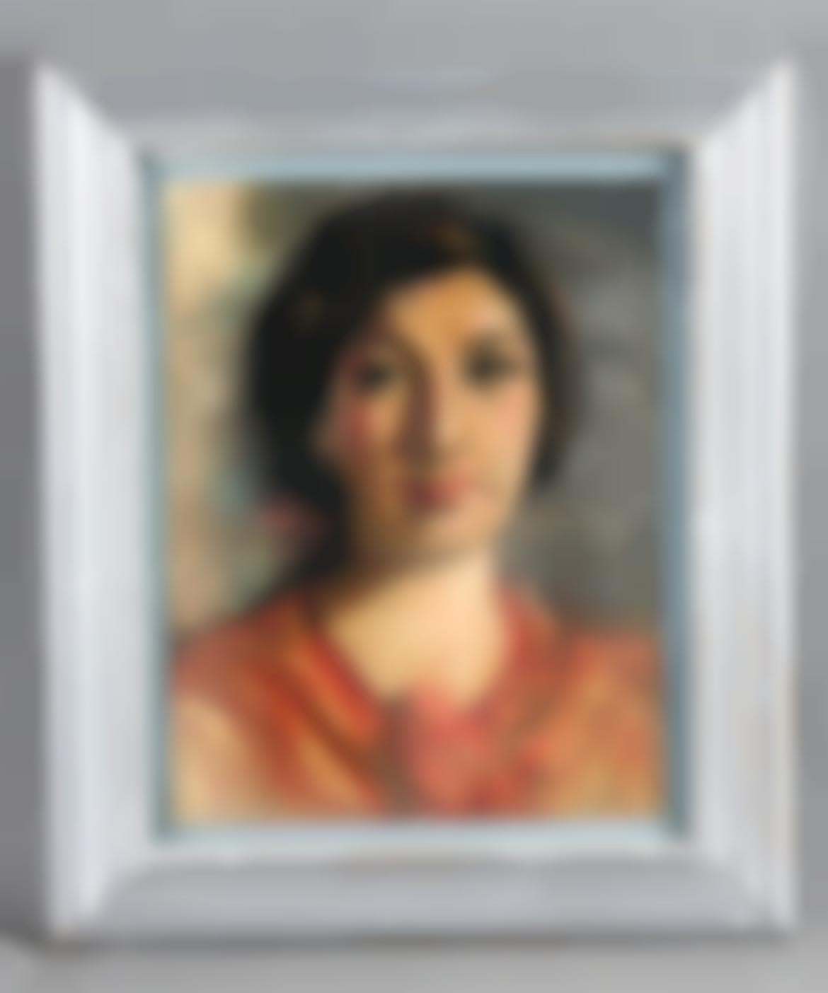 Denis Belgrano, Jose - Portrait of a Woman-