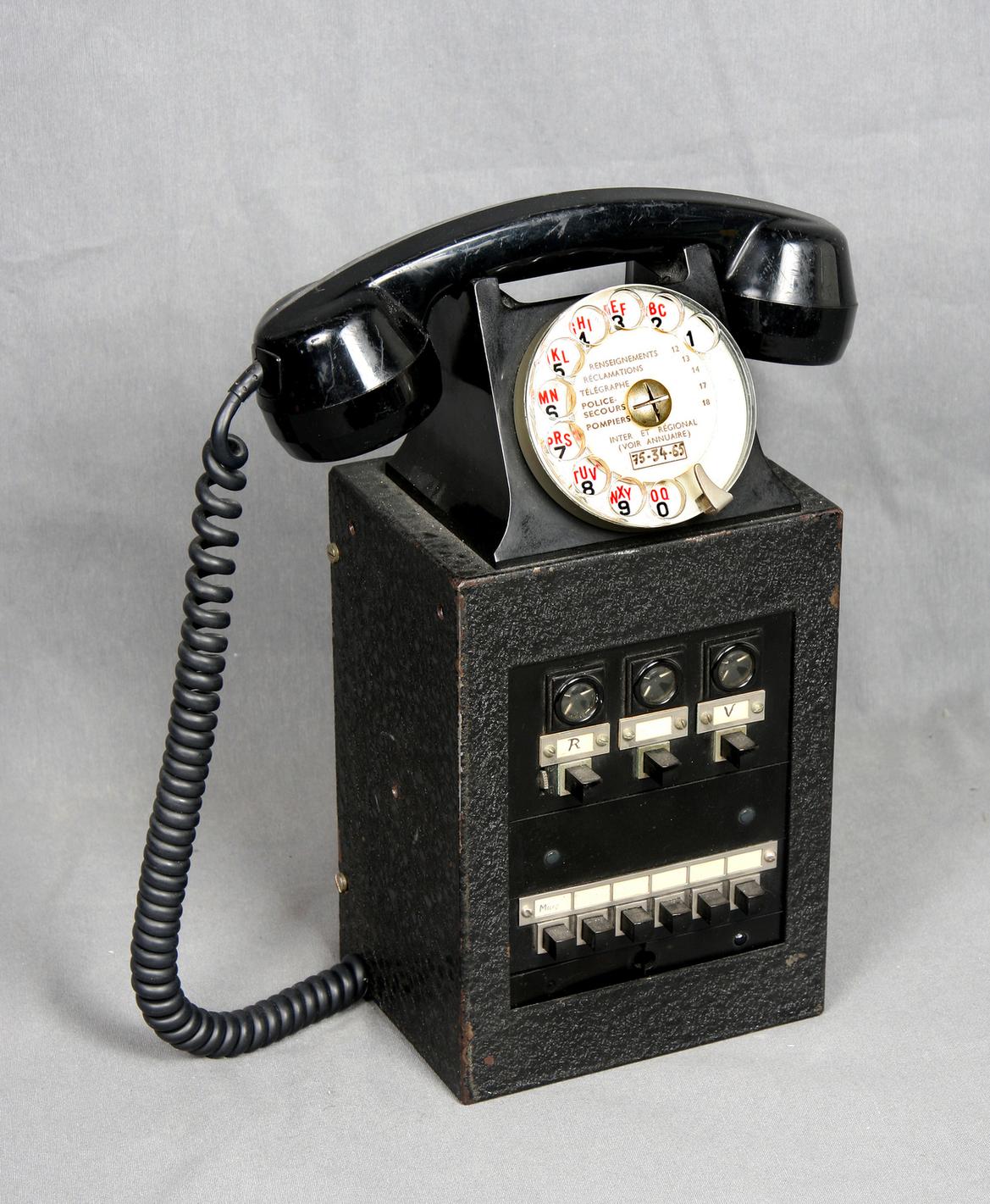 Ericsson 3+12 Office Telephone-