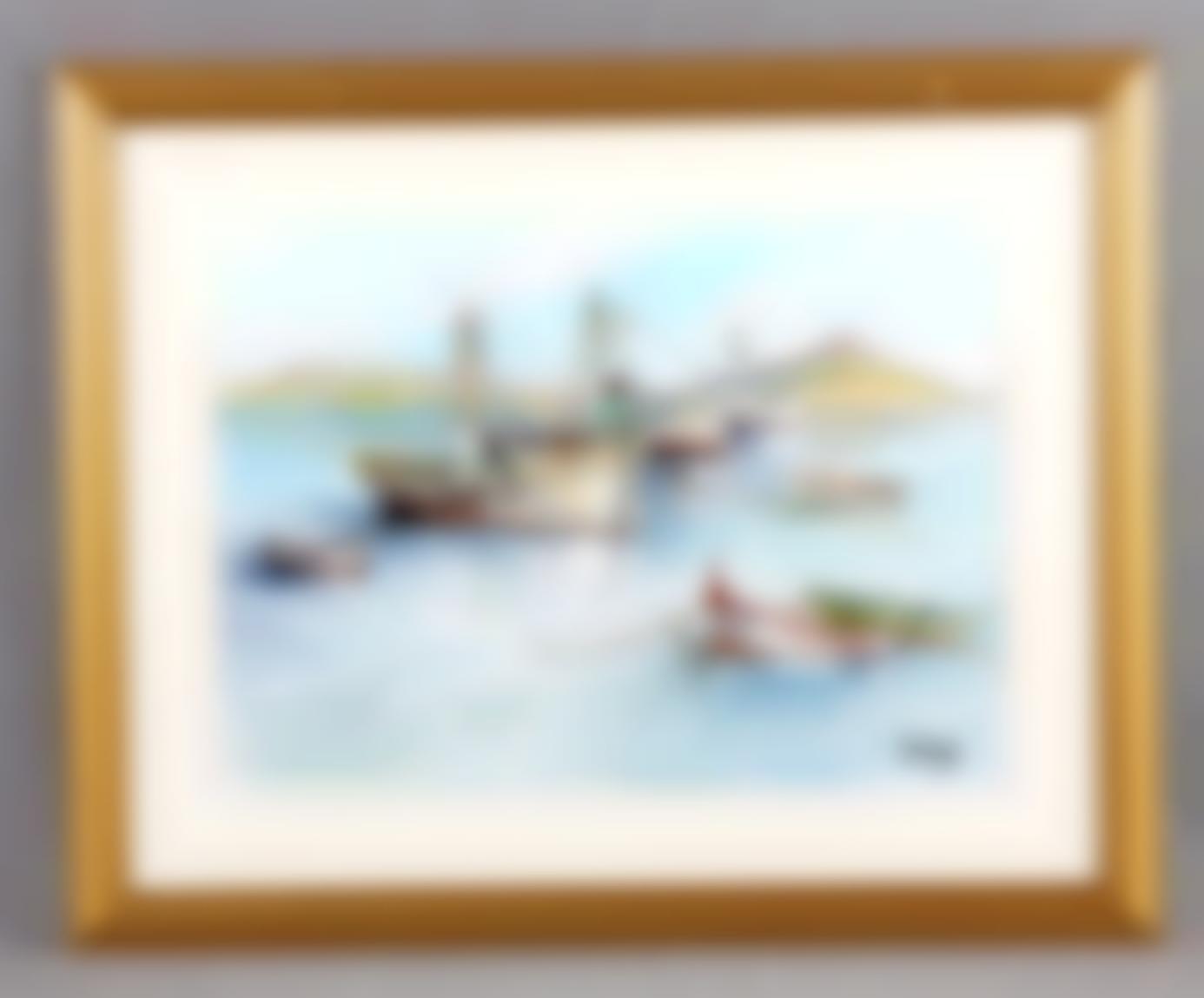 Reig, Manuel - Barcos pesqueros-