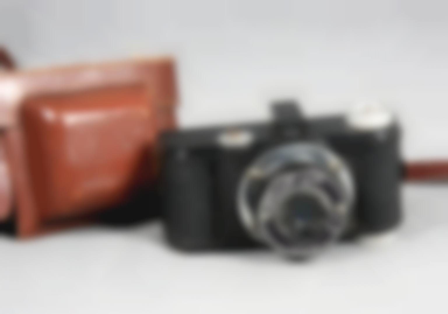 Fowell Spanish Vintage Camera-1949