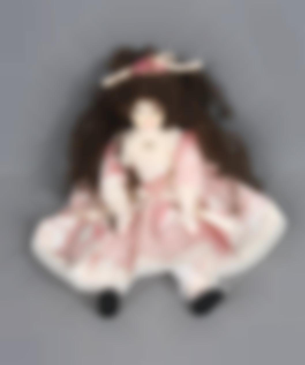 A Porcelain Doll-