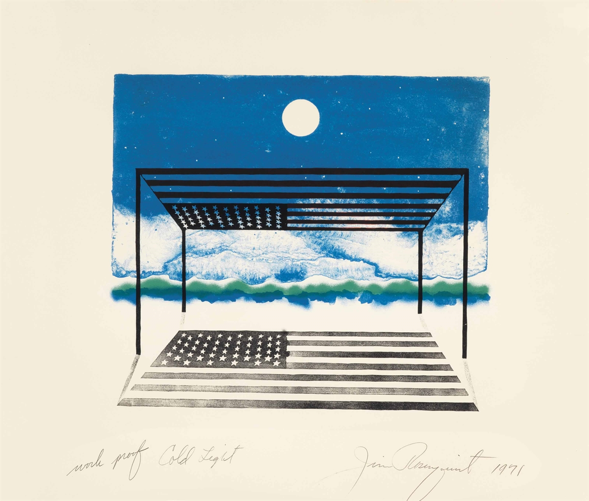 James Rosenquist-Cold Light-1971
