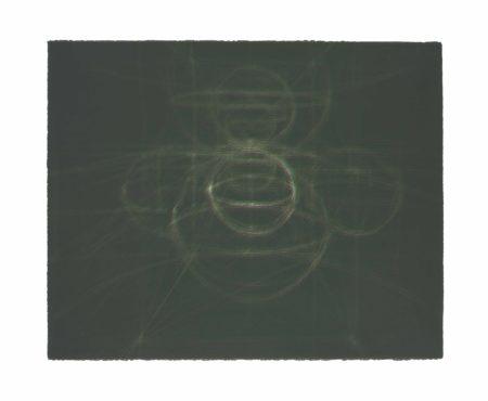 Bruce Nauman-Untitled (Green)-1971