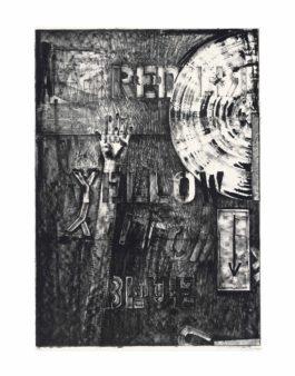 Jasper Johns-Lands End-1979