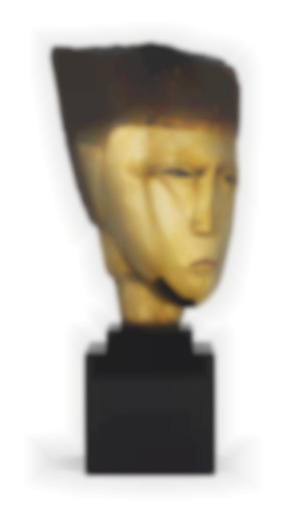 Ossip Zadkine-Tete d'homme-1932