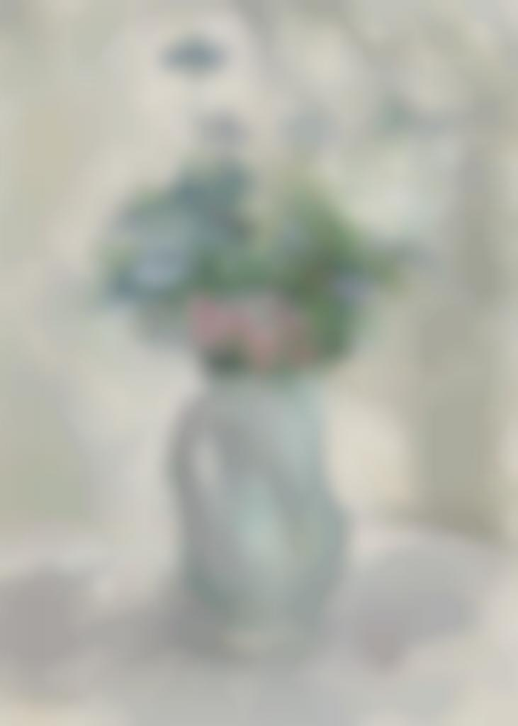 Henri Lebasque-Fleurs dans un vase-
