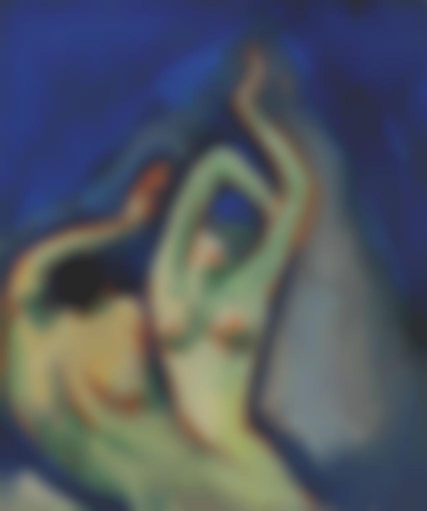 Kees van Dongen-Deux anges-