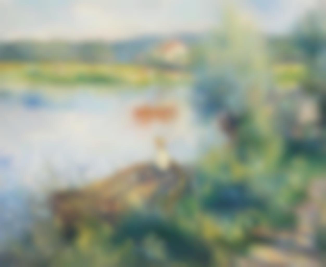 Pierre-Auguste Renoir-Canotage a Bougival-1881