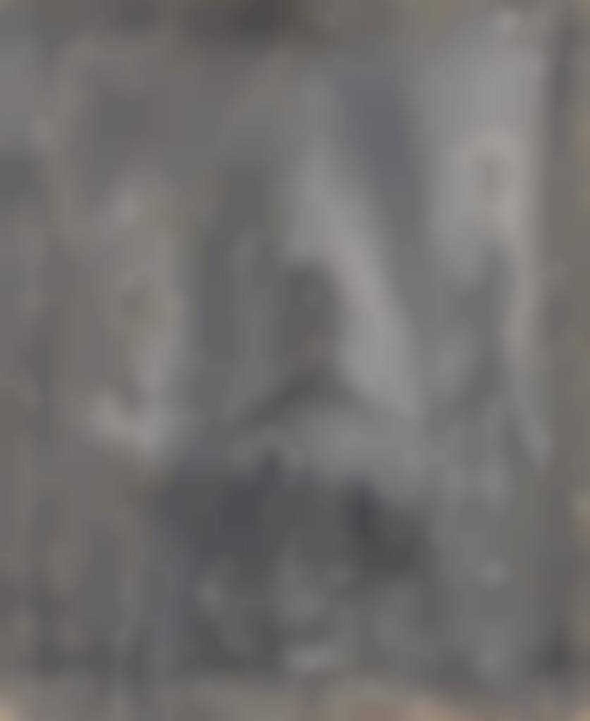 Alberto Giacometti-Buste de Diego-1954