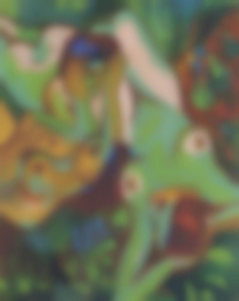 Ernst Ludwig Kirchner-Badende in der Wiese-1926