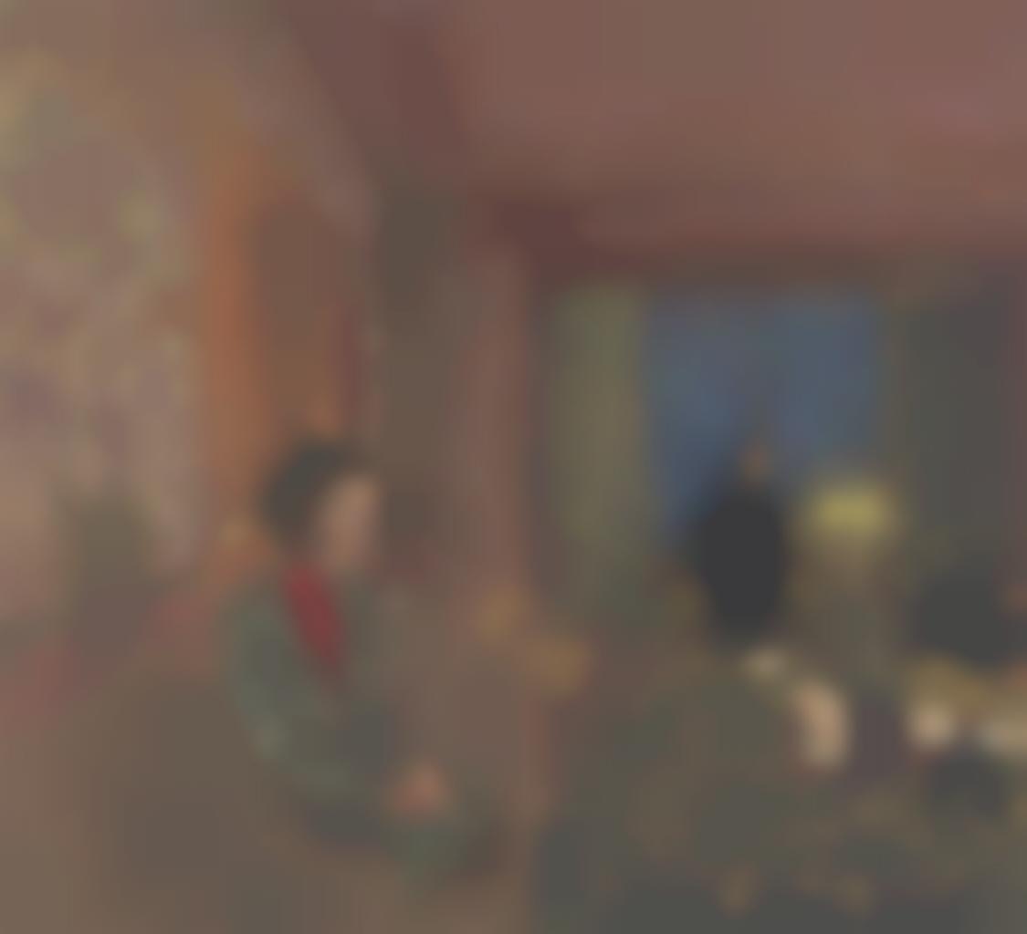 Edouard Vuillard-La vie conjugale (Married Life)-1896