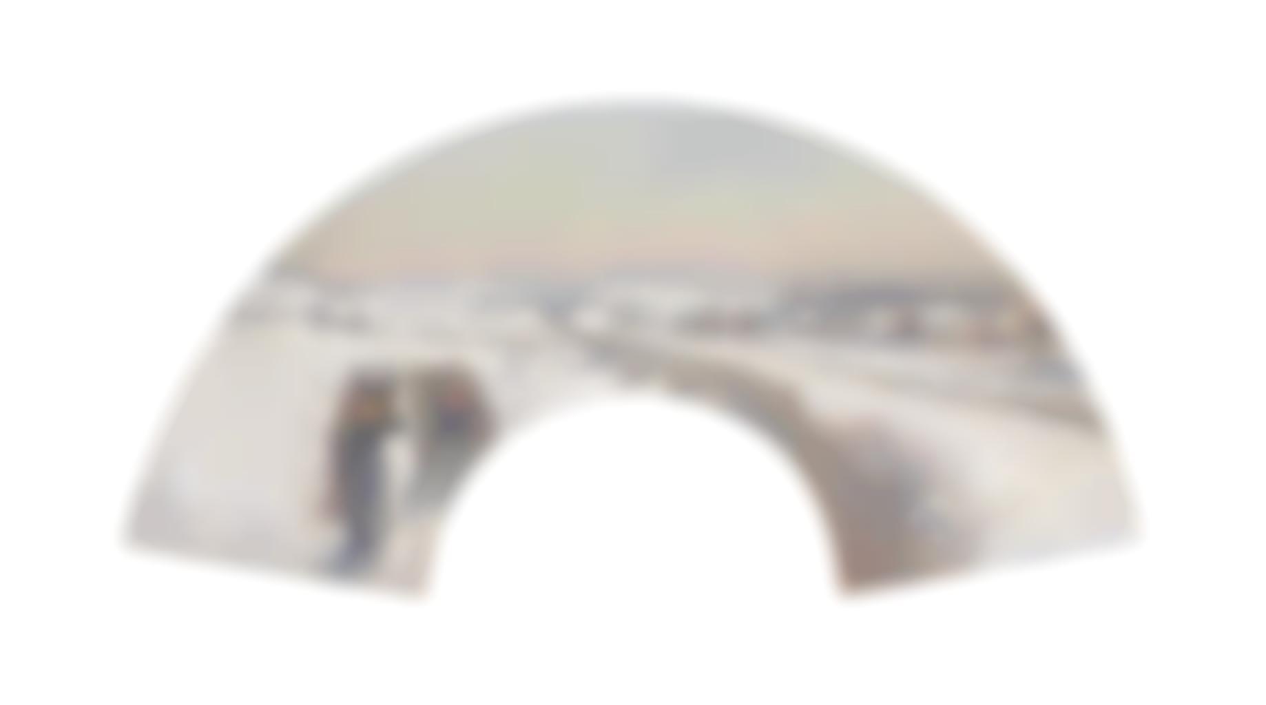 Camille Pissarro-Les Porteuses de fagots, effet de neige-1885