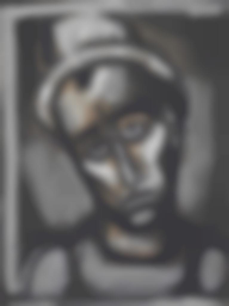 Georges Rouault-Qui ne se grime pas? (Miserere et guerre)-1932