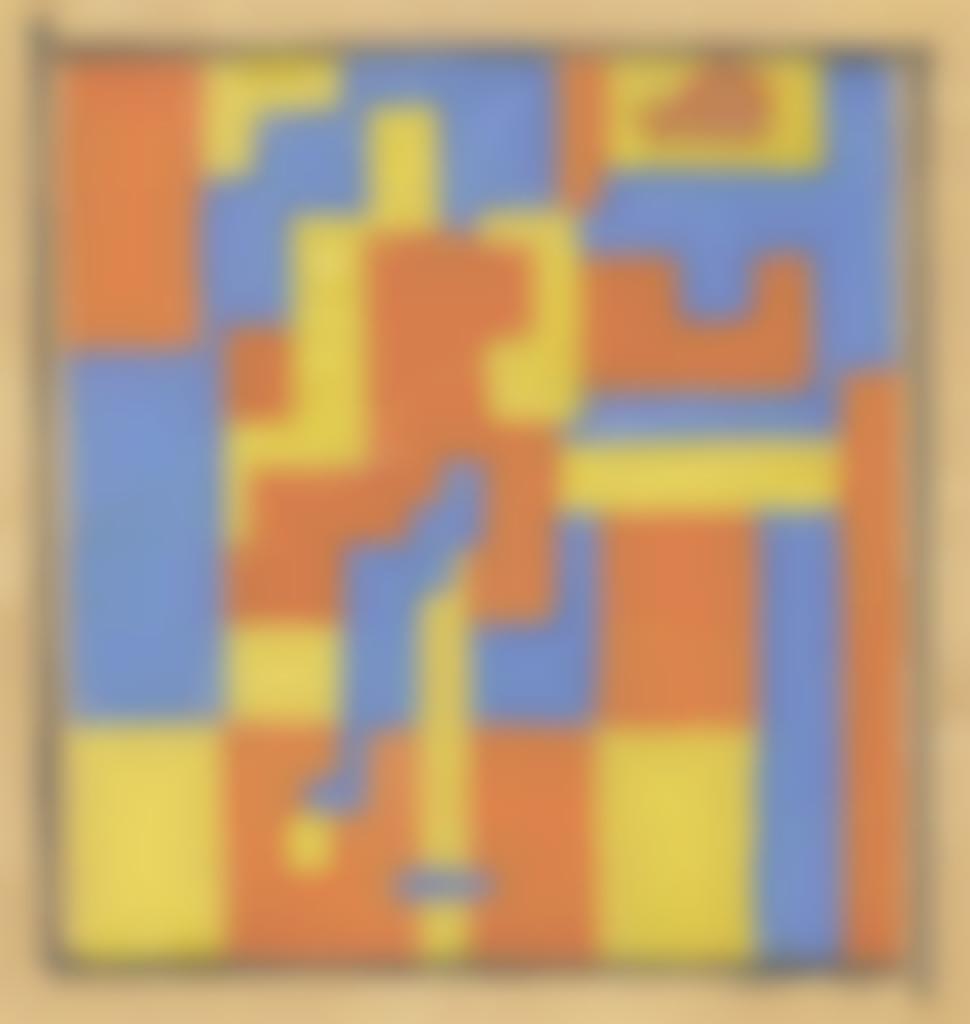 Georges Vantongerloo-Etude de couleurs-1919