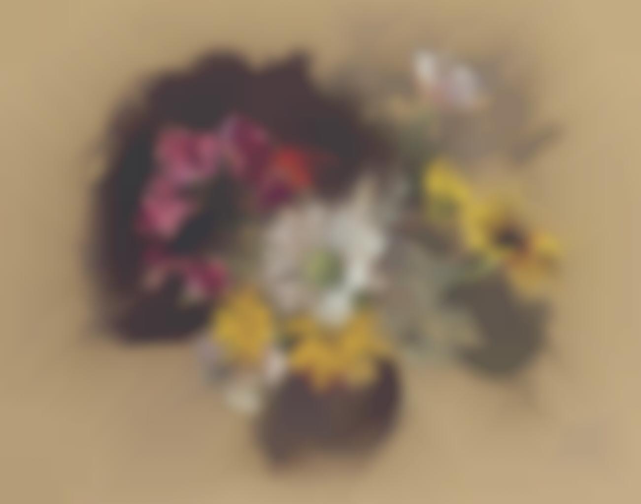 Edouard Vuillard-Bouquet d'anemones-1920
