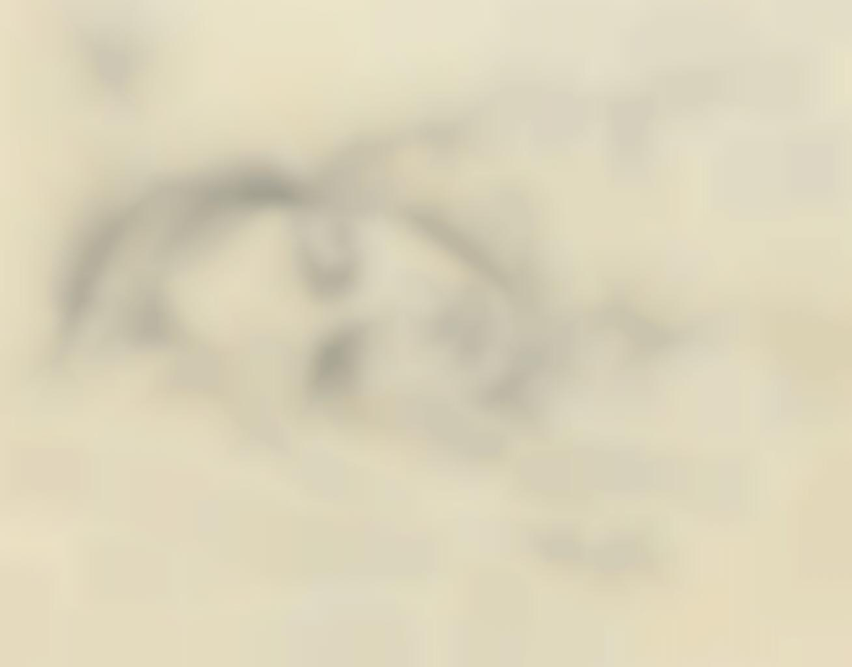 Tsuguharu Foujita-Jeune femme endormie-