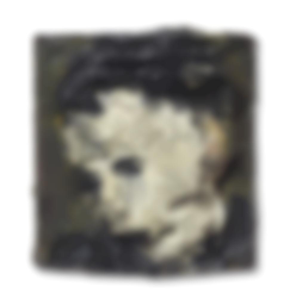 Frank Auerbach-Head of Leon Kossoff-1956