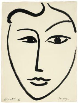 Henri Matisse-Jacquy-1947