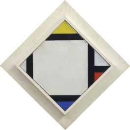 Theo van Doesburg-Contra-Composition Vii-1924